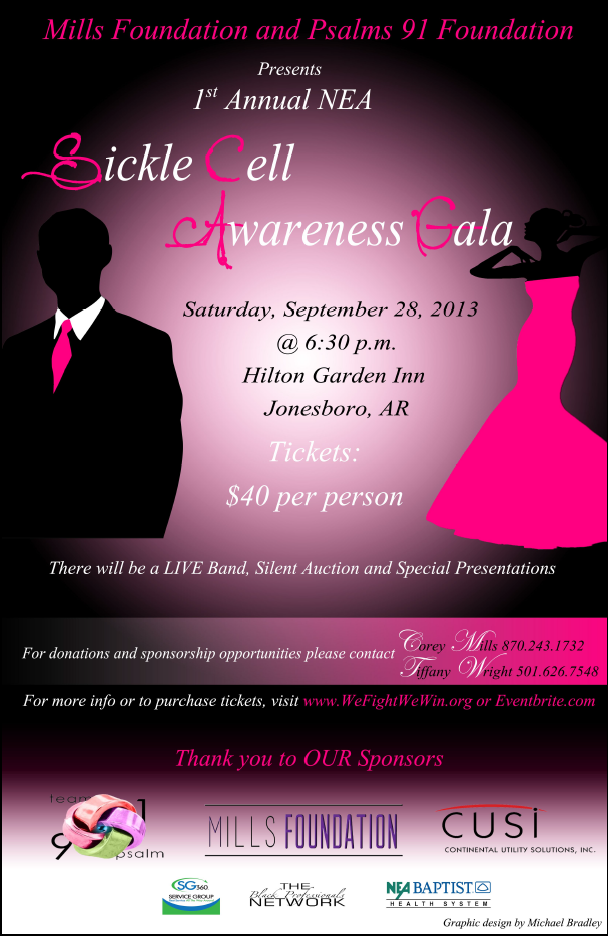 Sickle Cell Awareness Gala